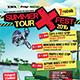AGANG SUMMER X FEST TOUR 2016