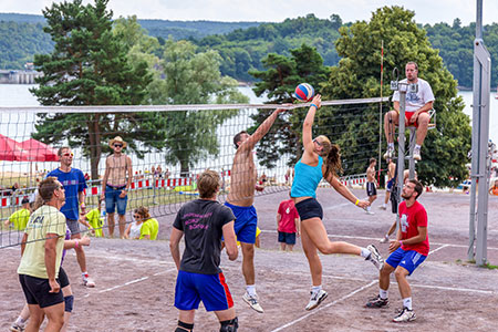 Vranovské volejbalové léto