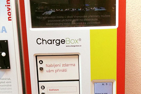 E.ON ChargeBox
