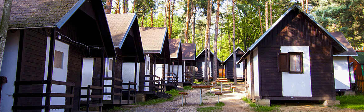 Accommodation in Cabins