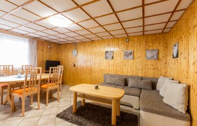 Apartmánová chata U Mostu