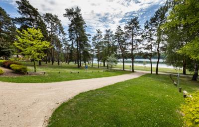 Vranovská přehrada a okolí